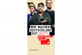 Roll-up-System »Solidarität«